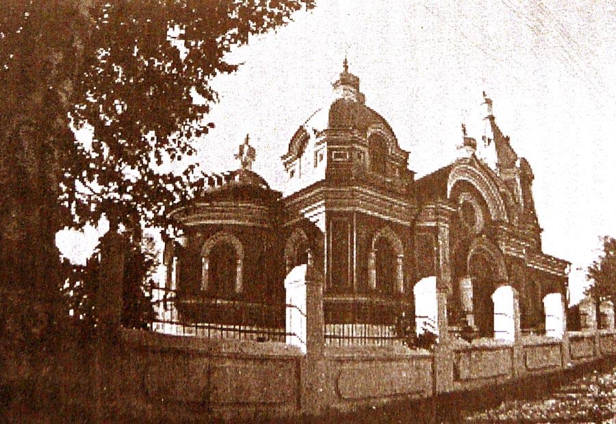 Ргада рыльский николаевский монастырь дела